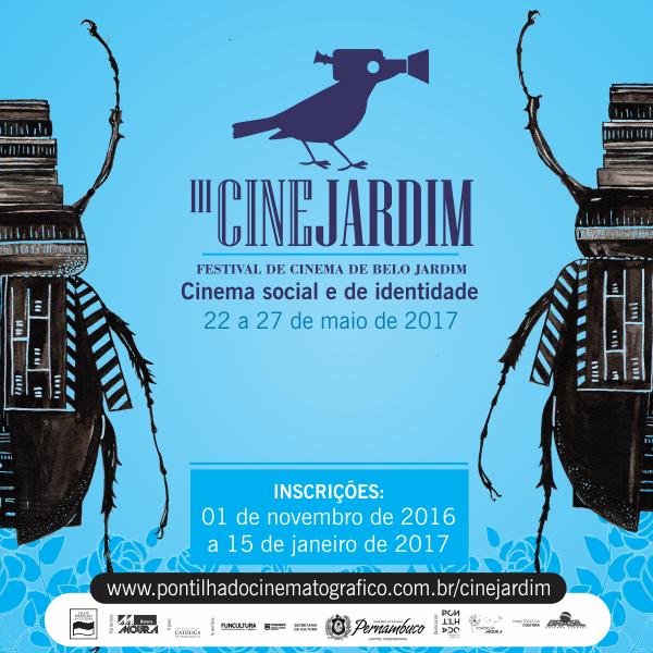 cine jardim 2017-2