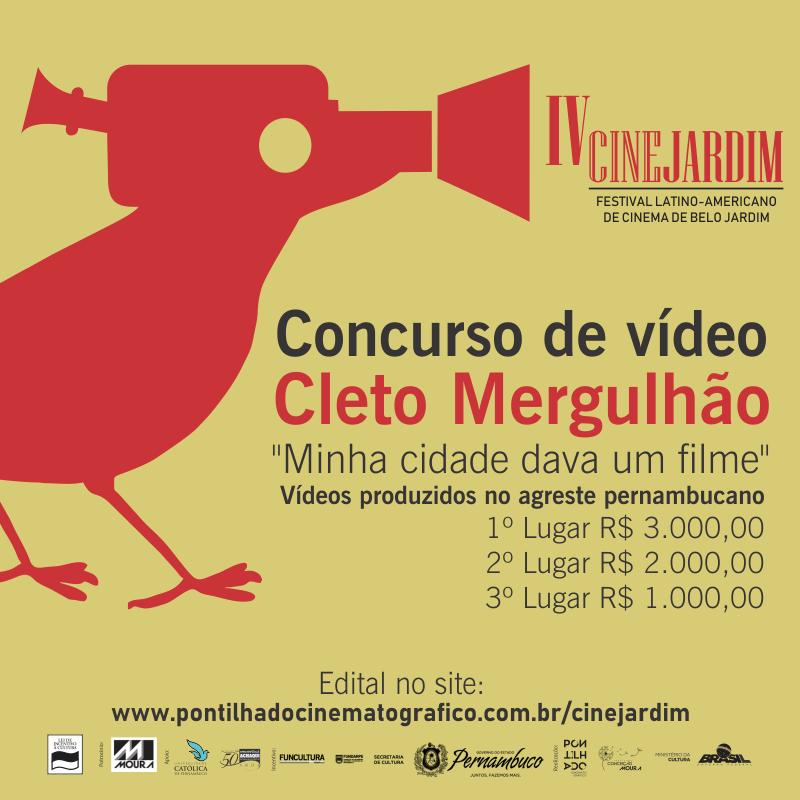 Resultado de imagem para Cleto Mergulhão é de Belo Jardim